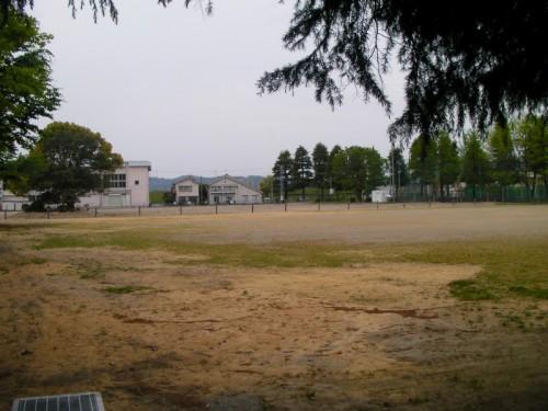 安野屋小学校跡地