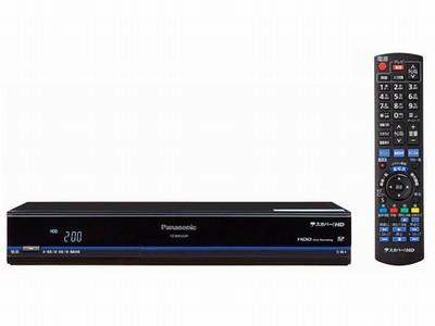 パナソニック製HDDレコーダ「TZ-WR320P」