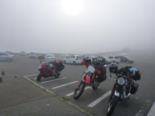 襟裳岬駐車場
