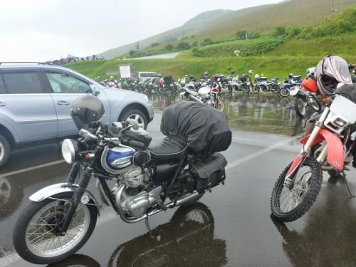 ナイタイ高原ゲリラ豪雨