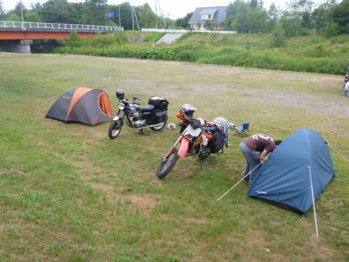 つるいキャンプ場